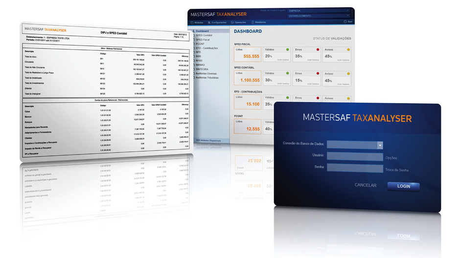 mastersaf tax analyzer